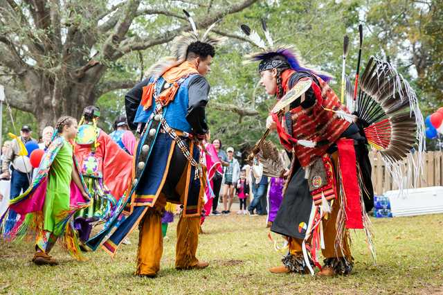 Louisiana Native American Art Festival