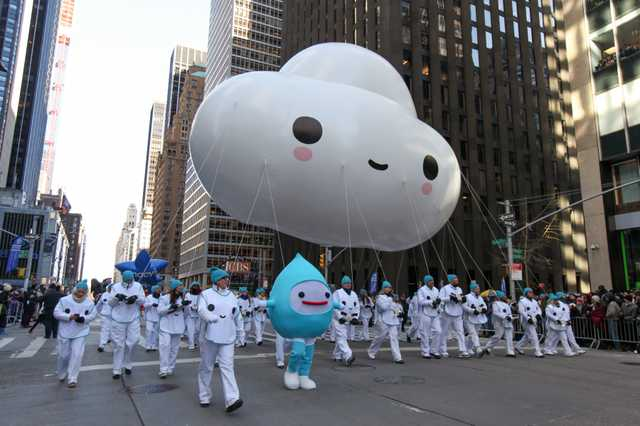 Little Cloud-Thanksgiving Parade 2018