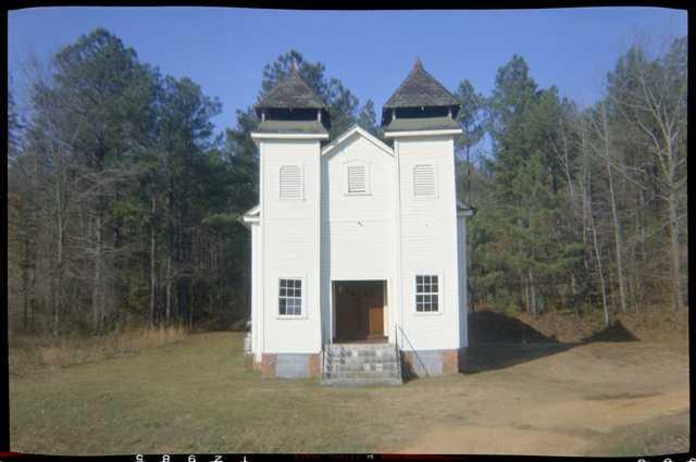 William-Christenberry,-Church,-Sprott,-AL,-1971,-Dye-transfer,-printed-2003,-AP-V,-8-x-10-inches,-The-Estate-of-William-Christenberry,-Courtesy-of-Hemphill-Fine-Arts.jpg