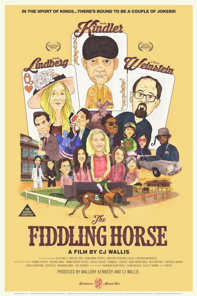 the fiddling horse film