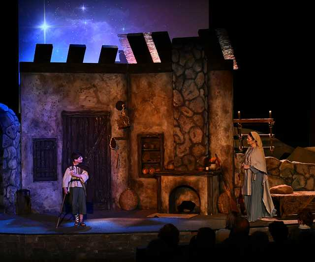 Opera Louisiane Christmas and Carols Amahl and the Night Visitors 2019