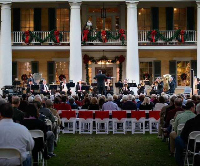 baton rouge symphony orchestra houmas holidays brso pops series