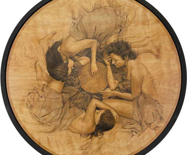 Dream Recall Miles Toland Surreal Salon 12 Baton Rouge Gallery 2020