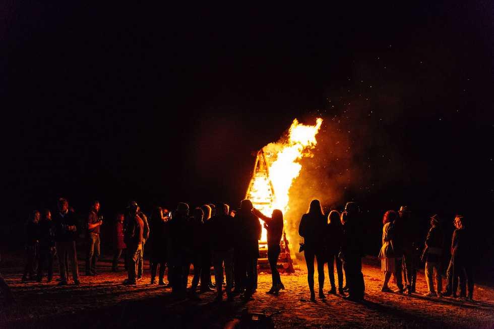 Bonfire 12.19