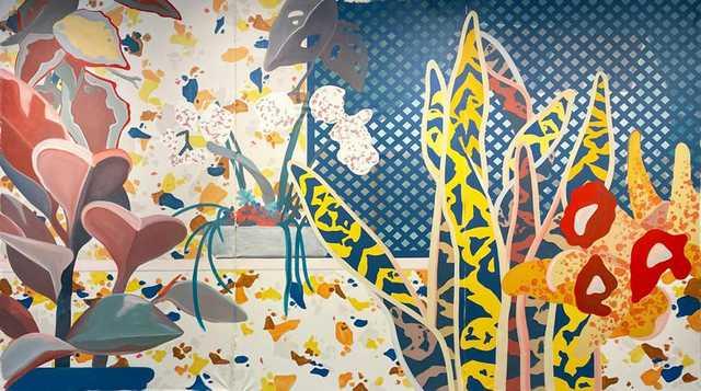 "Francisco ""Pastel"" Diaz art rocks january 2020"
