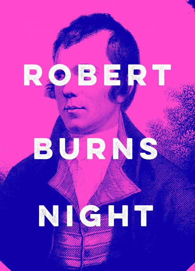 robert burns night NOMA