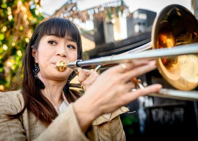 japanese jazz trombone february 2020