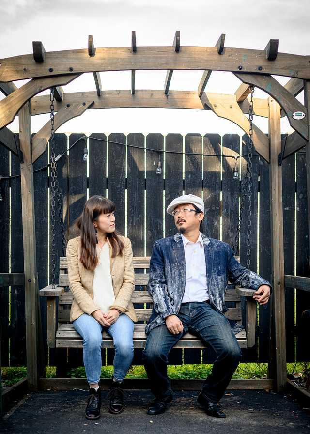 japanese couple jazz new orleans february 2020