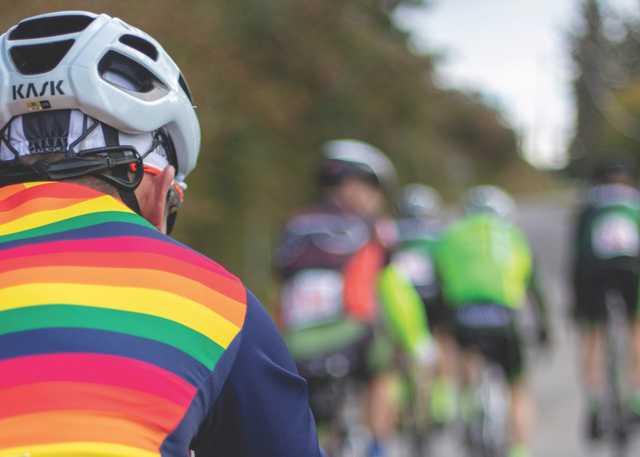 biking stock photo