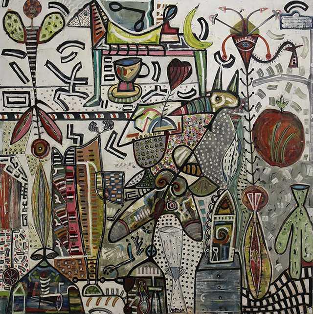 Bernard Mattox art lemieux gallery new orleans