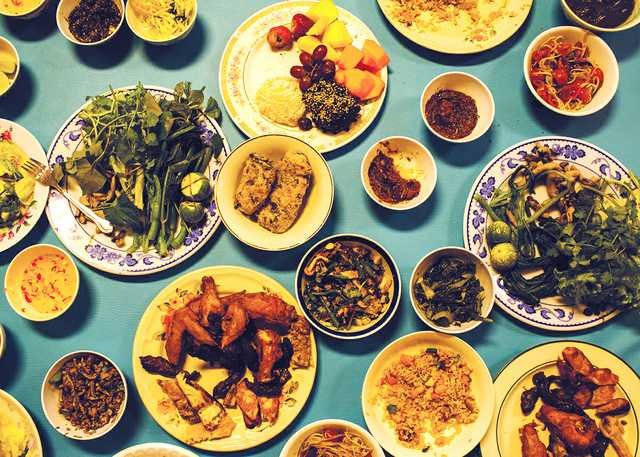 Laotian Dishes