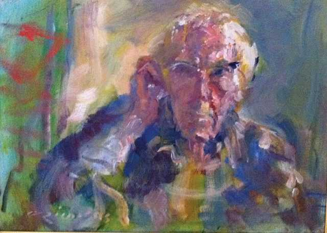 Artist Charles Richards