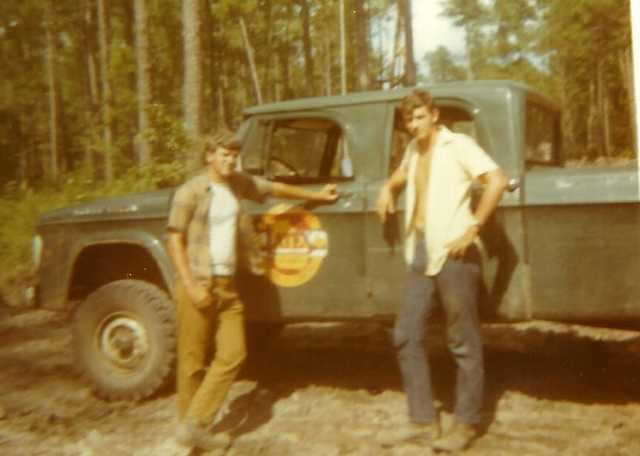 Larry, me, 1970, South Carolina (1).jpg