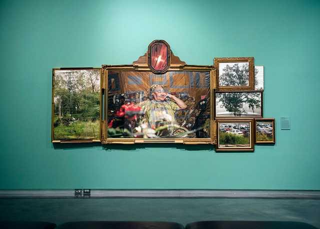 Letitia-Huckaby,-East-Feliciana-Altarpiece,-2010,-pigment-print-on-silk,-Courtesy-of-Artist_installation-photo-at-LSU-MOA.jpg