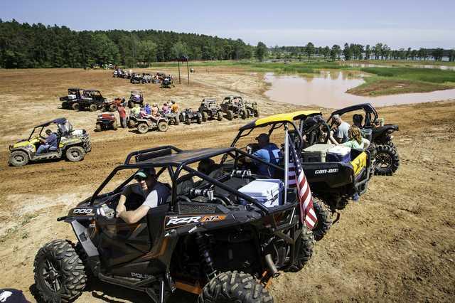 Muddy Bottoms ATV