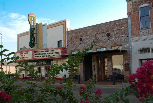 Historic Downtown New Iberia Theatre Facade - Courtesy of Jand Braud.jpg
