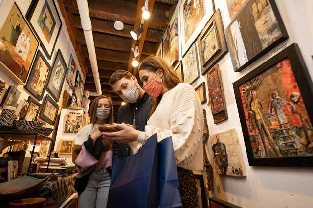 Vicksburg Attic Gallery