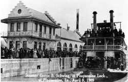 The Carry B. Schwing Steamboat
