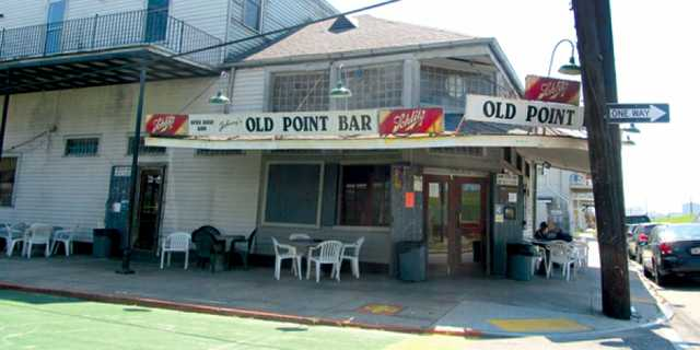 Old Point Bar In Algiers