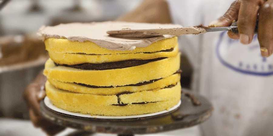 Beulah Ledner Doberge Cake Recipe