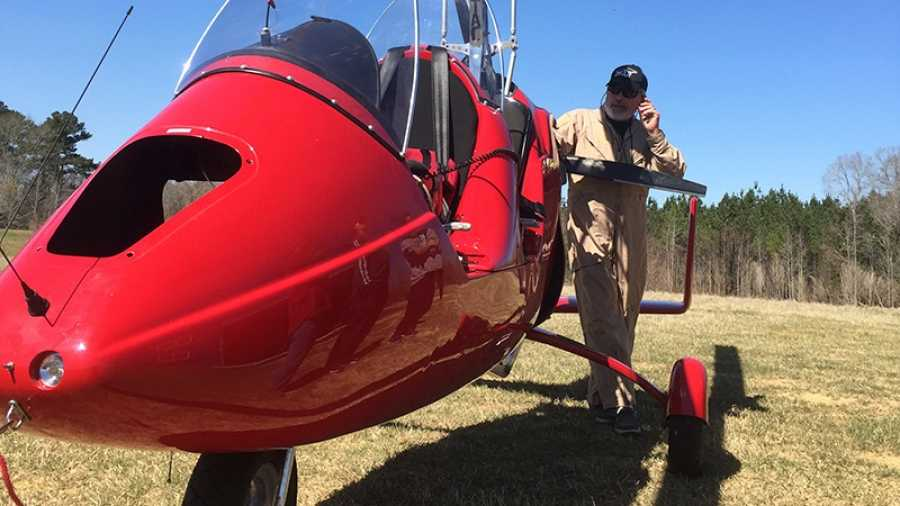 Gyrocopters in East Feliciana Airspace - Country Roads Magazine