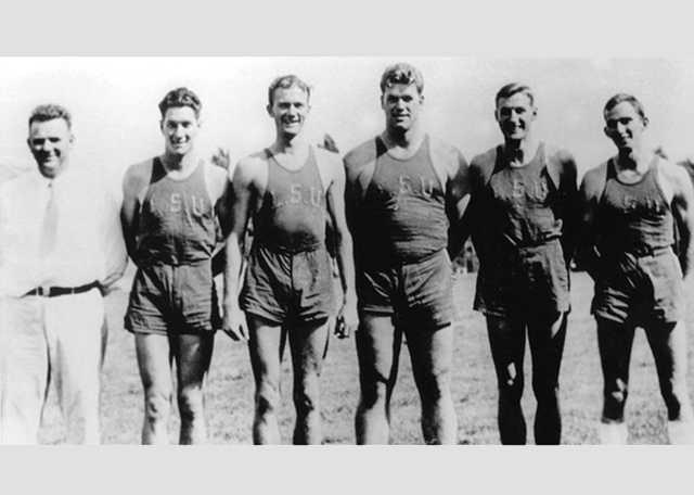 1933 LSU Track Team