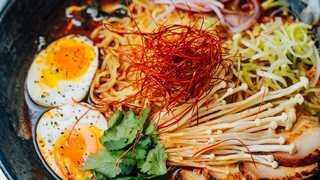 Umami Japanese Bistro's Hangover Bowl