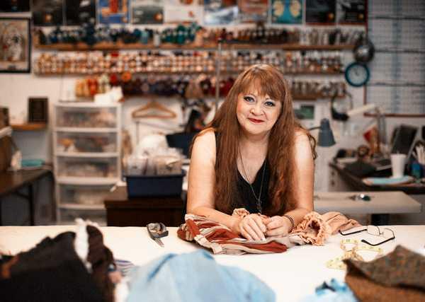 Costume Designer Crystal Brown