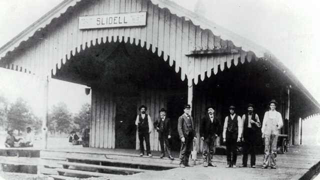Slidell Railroad Station