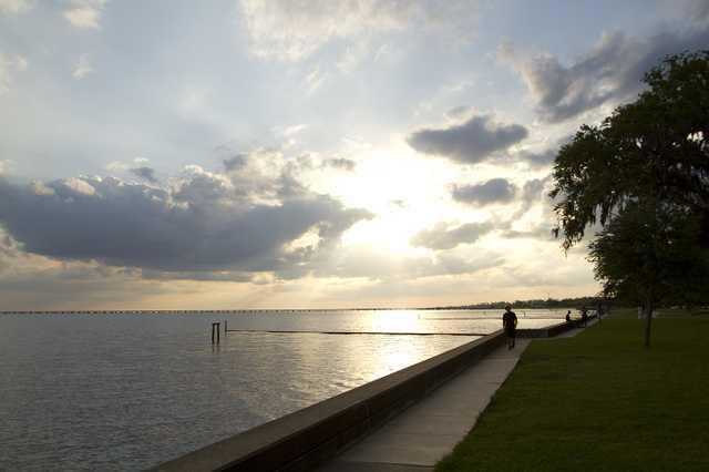Mandeville Lakefront.