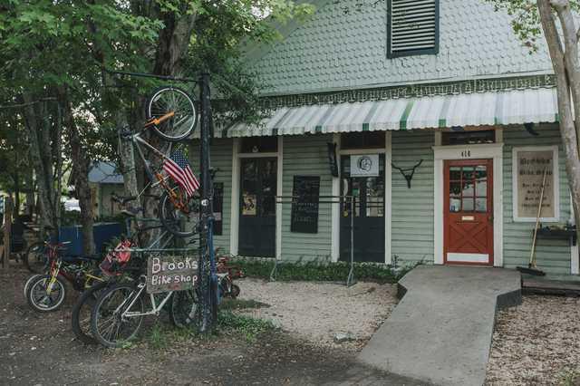 Brooks' Bike Shop