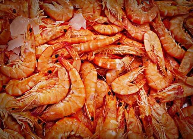 Alzina's Spicy Brown Sugar Shrimp