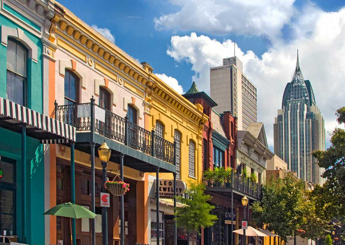 Things to Do in Downtown Mobile - Country Roads Magazine