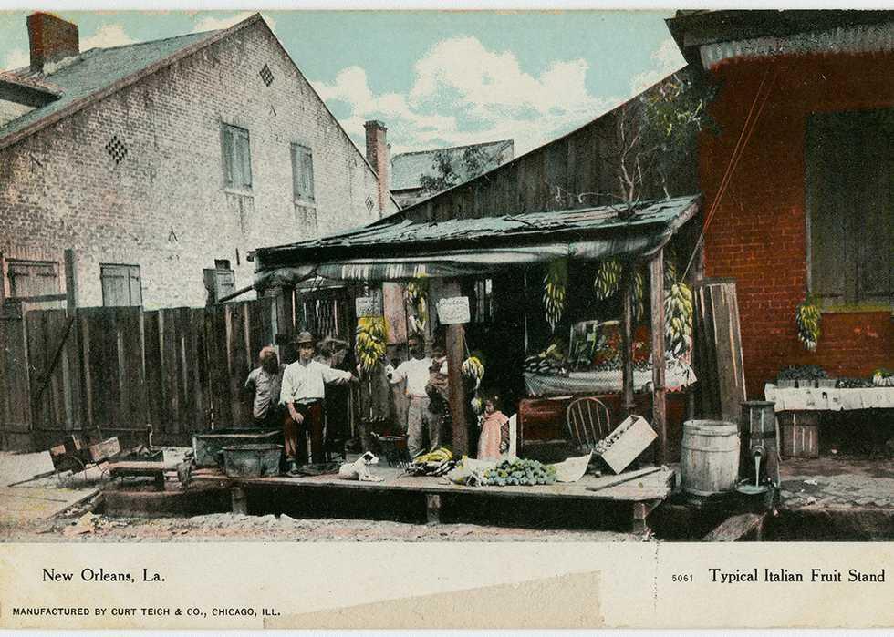 Italian Restaurants In The French Quarter In New Orleans