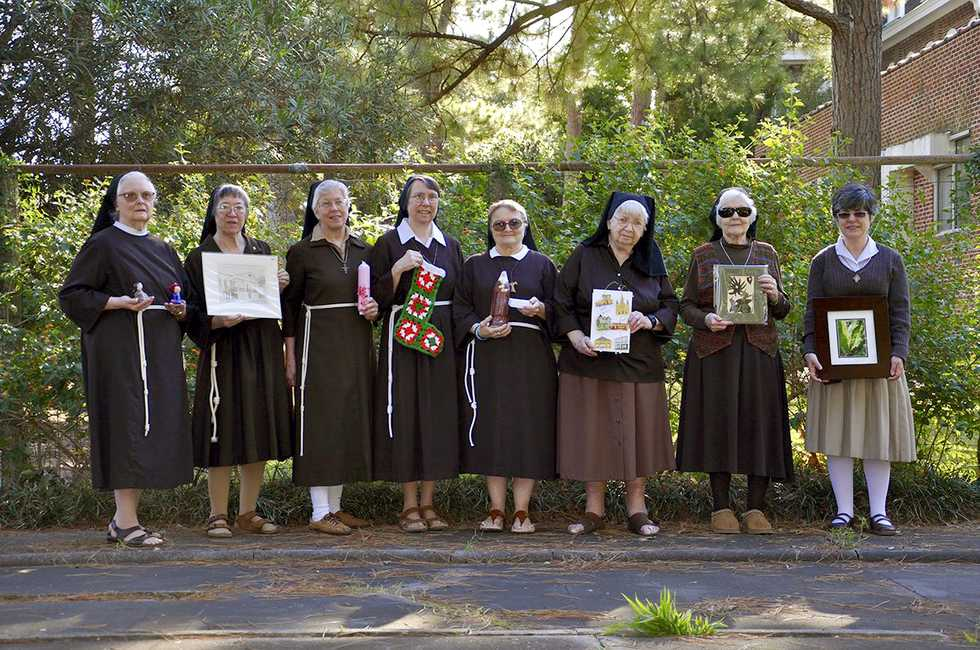 Handmade Gifts From The Poor Clare Nuns Country Roads