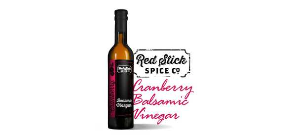 cranberry balsamic red stick spice