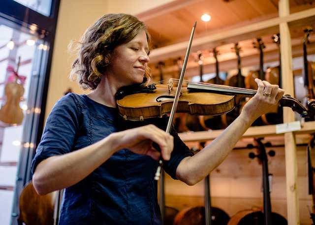 Image result for anya burgess violin shop