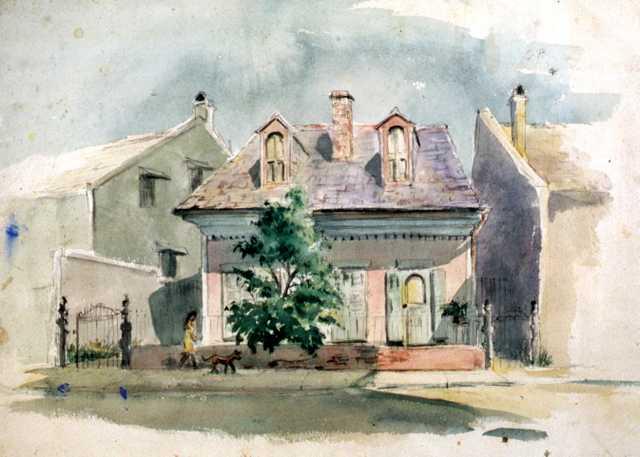 Dauphine St painting.jpg
