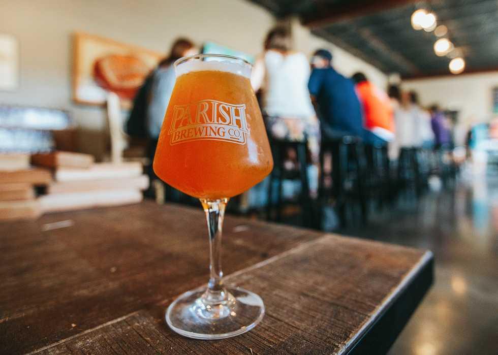 Parish Brewing Company Tours