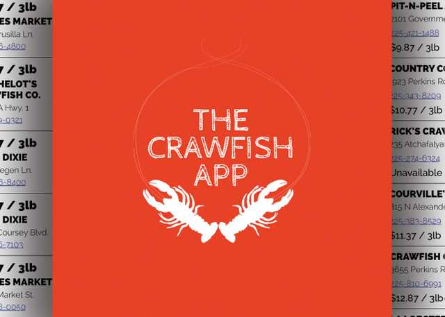 Crawfish App