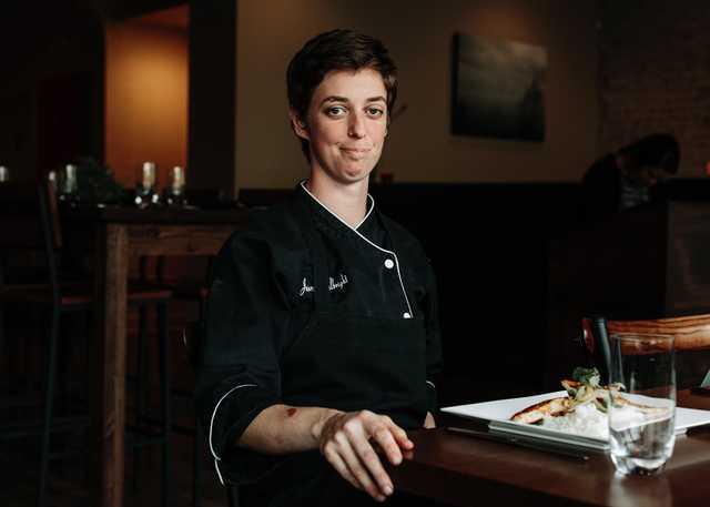 Chef Jourdan Fulbright