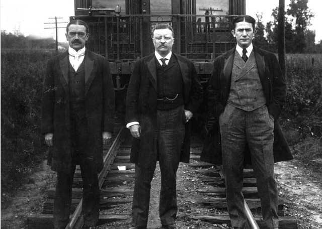 John Avery McIlhenny and Theodore Roosevelt