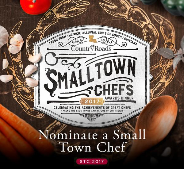 Nominate a Small Town Chef