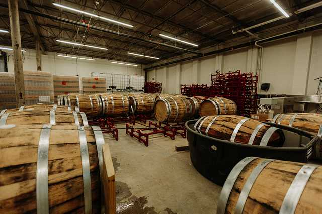 Cane Land Whiskey Barrels