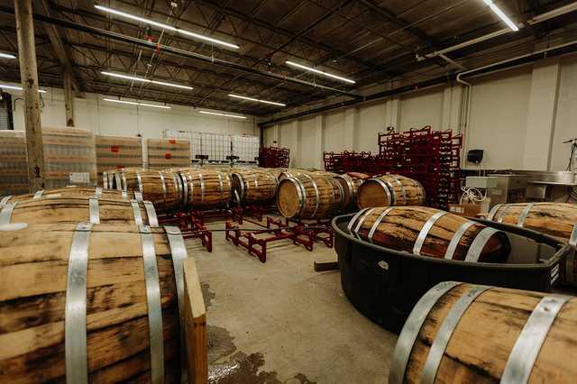 Cane Land Whiskey Barrels
