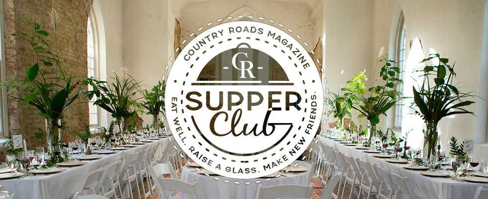 Supper club header